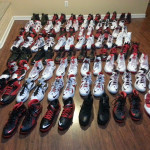 You Can Now Own 47 Pairs of Super Rare LeBron James' Nike PEs