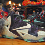 Men's Nike LeBron XI (11) All-Star Shoes for New Orleans
