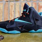 "Nike LeBron 11 Diffused Jade aka ""Prohibition"" Release Date"