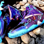 First Look at Nike LeBron 11 Summit Lake Hornets (616175-500)