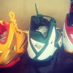 Nike LeBron 11 – SVSM Home, 2x Fairfax – Player Exclusives