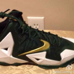 "First Look at Nike LeBron XI (11) SVSM ""Irish"" Home PE"