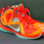 Detailed Look at Nike LeBron 9 P.S. Elite Galaxy PE
