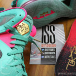 "Nike LeBron 9 PS Elite ""Statue of Liberty"" PE Has a Twin!"