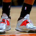 Closer Look at LeBron's Favorite Nike Zoom Soldier VII Silver PE