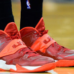 Wearing Brons: DeAndre Jordan Back to Nike with SOLDIER 7 (x5)