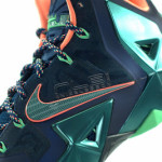 The Showcase: Nike LeBron XI Akron versus Miami. Part One.
