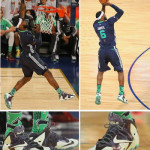 Gallery: LBJ Wears Gator King LeBron 11 in 2014 NBA All-Star Game