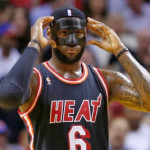 LeBron Goes #BaneJames on the Knicks in Carbon Fiber Mask