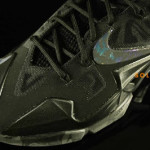 Detailed Look at the Nike LeBron XI Black Out (616175-090)