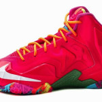 "Coming Soon: Nike LeBron XI GS ""Fruity Pebbles"""