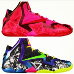 New NIKEiD LeBron 11 Options Exclusively for All Star Weekend