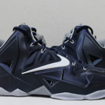 Closer Look at Nike LeBron 11 Akron Zips PE
