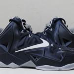 Closer Look at Nike LeBron 11 Akron Zips PE