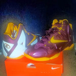 A Blurry Look at Nike LeBron XI (11) CTK Away PE