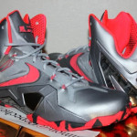 """Nike LeBron XI PS Elite """"Wolf Grey"""" Initial Drop in April for $275"""
