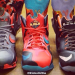 Another Teaser Look at Nike LeBron XI P.S. Elite Upcoming Styles