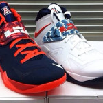 Arizona Wildcats' Nike Zoom Soldier VII Home & Away PEs