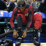 LeBron James Uses Safari Soldier 7's in a Loss vs. Pacers
