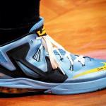 Mike Miller's Nike Ambassador 6 Memphis Grizzlies PE