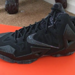 Upcoming Nike LeBron 11 Blackout Official Release Information