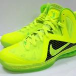 "#TBT: Nike LeBron 9 P.S. Elite ""Tennis Balls"" / Dunkman PE"
