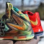 Reverse LeBron 10 Championship Pack is Real! Take a Closer Look!