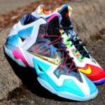 Beauty Shots: The Nike What The LeBron 11 / 2K14?
