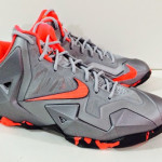 Kids' Nike LeBron XI GS in Elite Team Collection Colorway