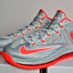 "Nike Max LeBron 11 Low ""Laser Crimson"" Drops This Saturday"