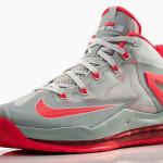 """Release Reminder: Nike Max LeBron XI Low """"Laser Crimson"""""""