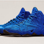 "Nike LeBron XI EXT ""Blue Suede"" Drops on April 10th for $200"