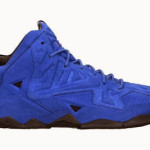 Release Reminder: Nike LeBron XI EXT Suede QS