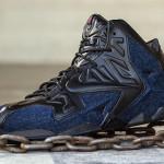 Release Reminder: Nike LeBron XI Ext Denim QS