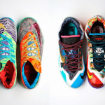 """Nike Basketball Shares New """"What The #@*%"""" Designs for LBJ & KD"""