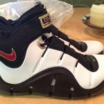 """Throwback Thursday: Nike Zoom LeBron IV """"Remix"""" Sample"""