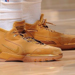 """Nick Young Wears the """"Wheat"""" Nike Air Zoom Generation"""