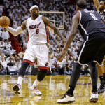 King James Leads Miami in LeBron 11 Elite Heat Home PE