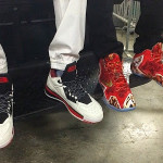 James Wears Nike LeBron 11 2K14 to Celebrate Miami's Win