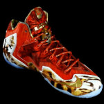 Video: Nike LeBron 11 NBA 2K14 Limited Edition