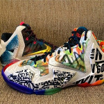 What the LeBron Nike LeBron XI Postponed. New Pics with 3M.