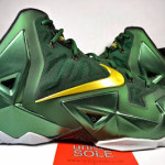 Nike LeBron 11 – SVSM Away – Detailed Look