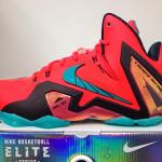Release Reminder: Nike LeBron 11 Elite Hero ($275)