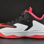 Nike LeBron ST III – Black / Laser Crimson / White