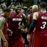 LeBron Cramps Up As San Antonio Wins the NBA Finals Opener