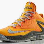 "Nike LeBron 11 Low Atomic Mango aka ""Floridians"""