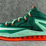 "Upcoming Nike LeBron 11 Low ""Biscayne"" Release Date"