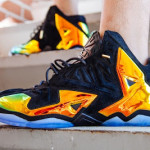Nike LeBron 11 EXT Crown Jewel On-Foot & Release Date
