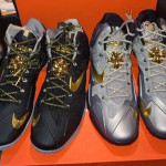 Manu Has Three Different LeBron 11 PEs/IDs for NBA Finals