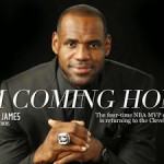 LeBron James Returns To Cleveland!!!